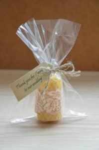 Wedding Beeswax Candles Ver.1