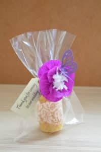 Wedding Beeswax Candles Ver.7