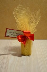 Wedding Beeswax Candles Ver.10